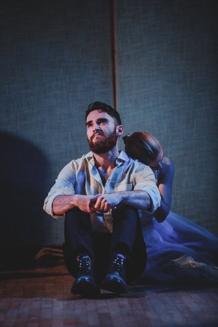 Jason Cloud with Nadine Schimetta in Winterreise (2018)